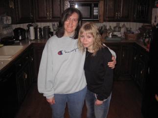 Avec Connie <3